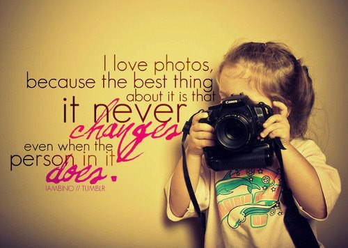 why we love pictures