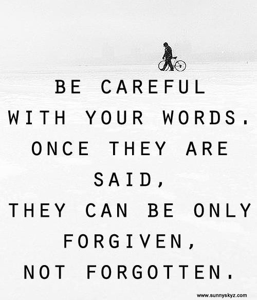forgiven not forgotten quote