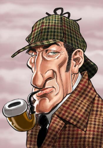 Sherlock Holmes and Dr Watson Go Camping - Funny clean jokes