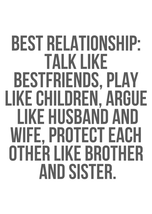 The Best Relationship Life Quotes