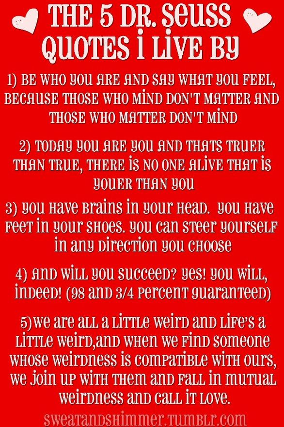 Love Quote Dr Seuss Fascinating Drseuss Quotes