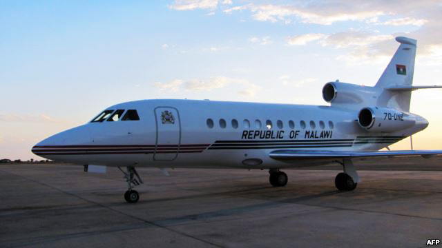 malawi jet feeds poor