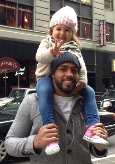 arian foster 6 things teach daughter on life