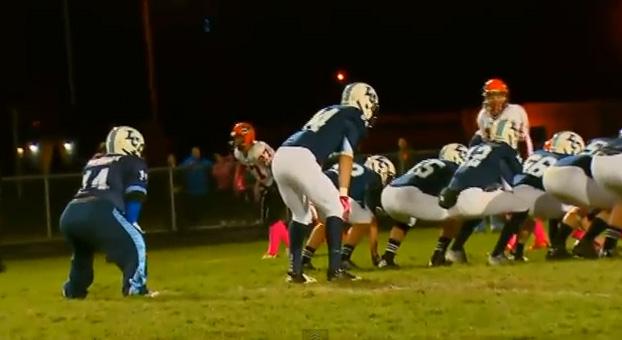 down syndrome touchdown