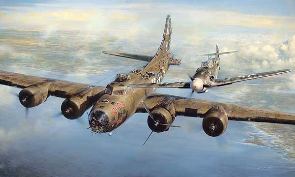 bomber jet