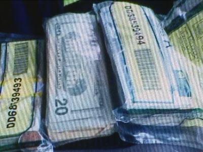 cash at mcdonalds returned