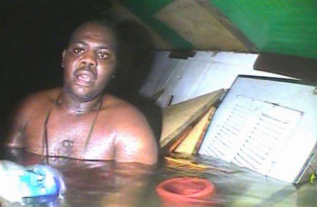 rescue of nigerian udner water