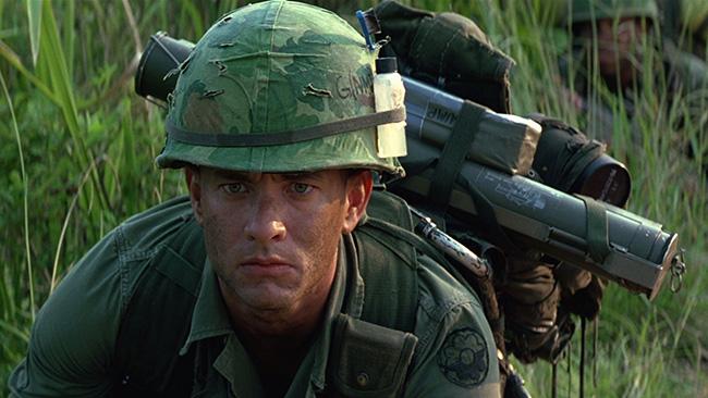 forrest gump war hero