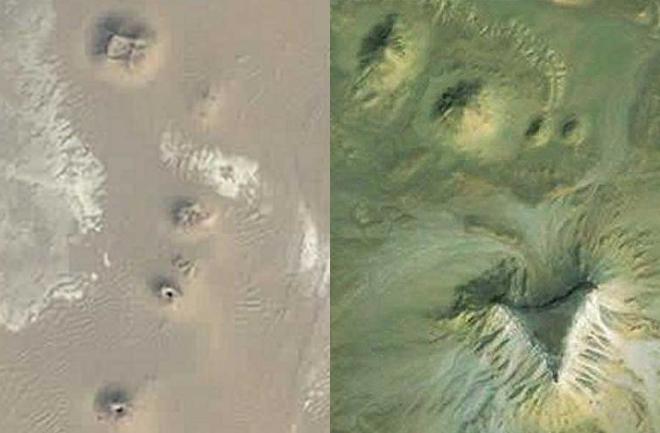 lost pyramids found