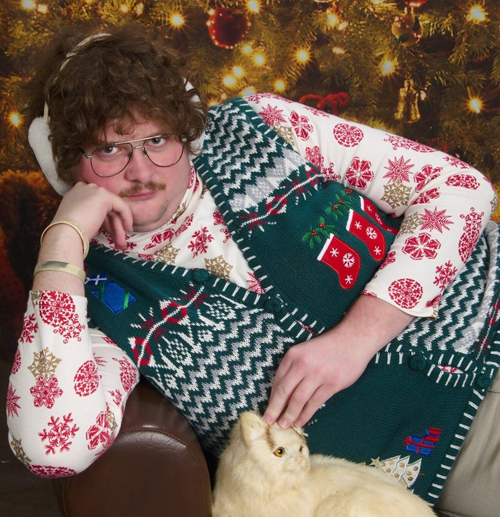 Awkward Christmas Photos Have Reached A Whole New Level