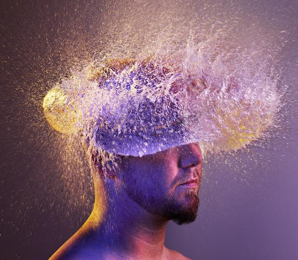 water wigs