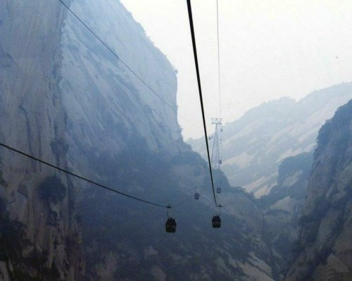Huashan Trail China