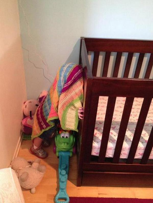 kids hide and seek
