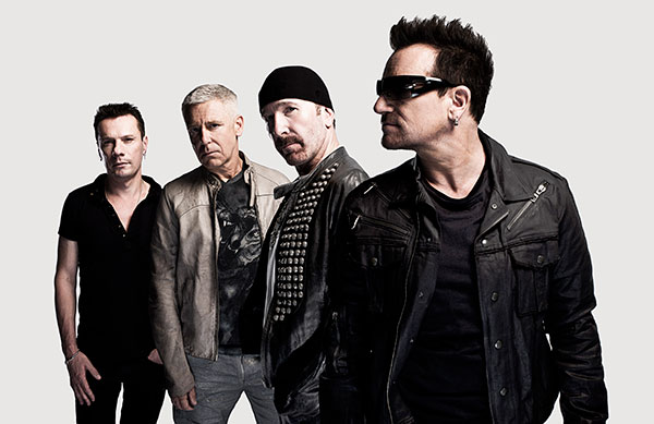 U2 to fight AIDS