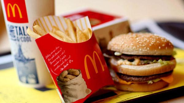 man loses 40 lbs on mcdonalds food