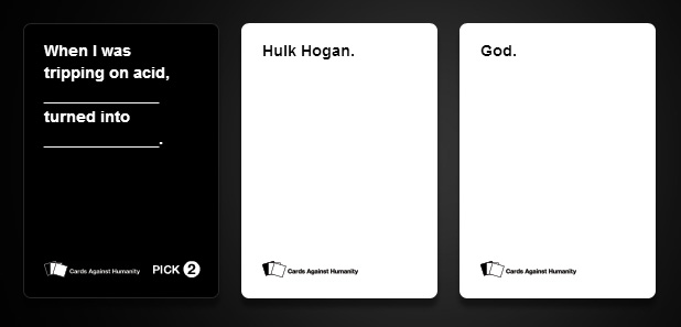 The Cards Are Against Humanity... But The Money Is Not. This ...