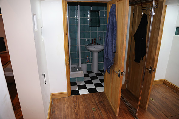 apartment hidden dungeon