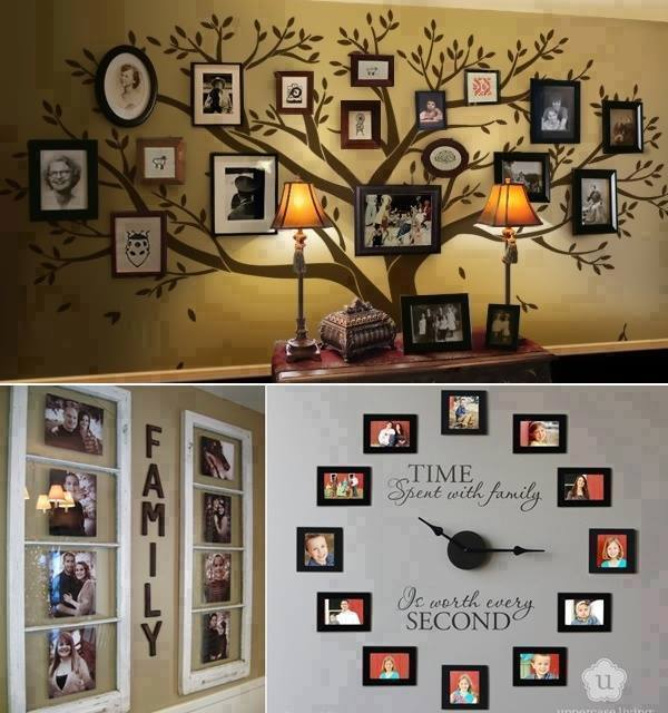 Tree Of Life Pictures: Hanging Family Pictures