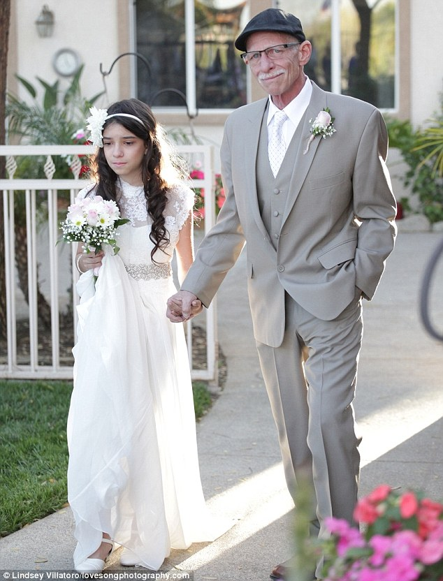 daddy daughter wedding