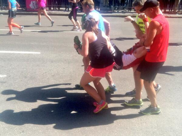 people help runner