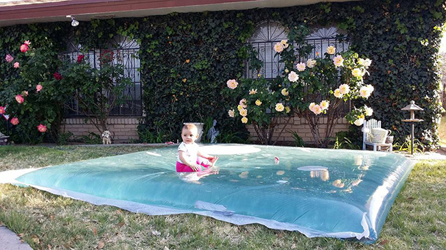 kid water blob