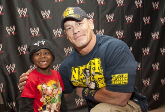 We Made A Wish And It Was You We Made: There's So Many Wonderful Things To Say About John Cena