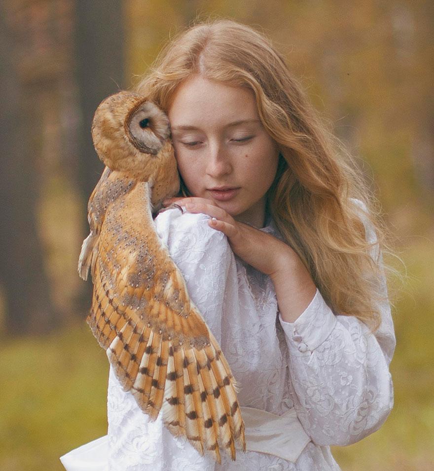 russian girl photographer