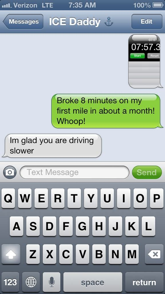 The 27 Funniest Text Messages Between Parents And Their Kids