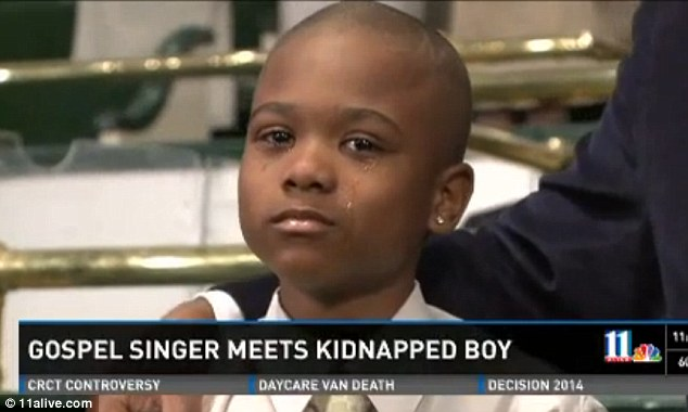 kidnapped boy Gospel