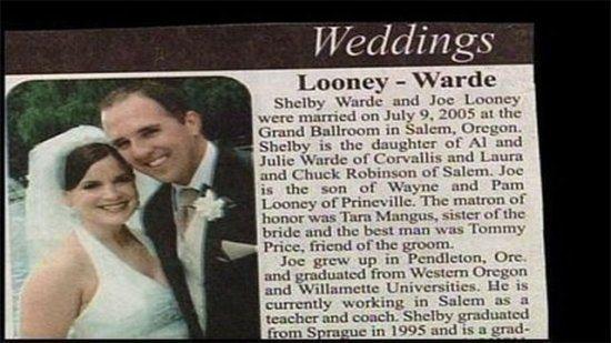 funniest people names