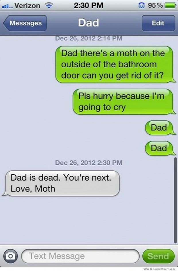 The Funniest Text Messages Between Parents And Their Kids I - Dogs able text 30 hilarious texts dogs
