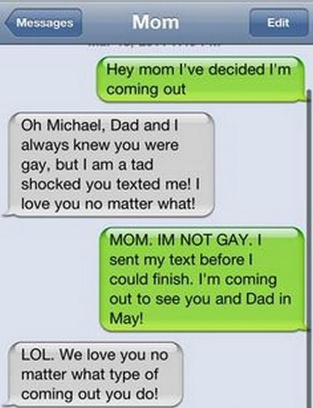 the 27 funniest text messages between parents and their kids i can
