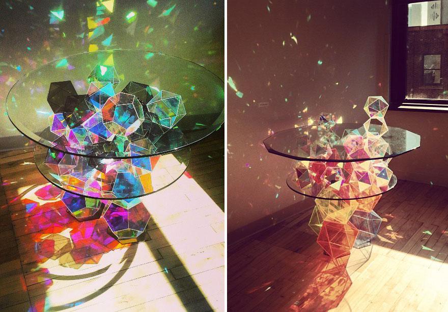 sparkle table