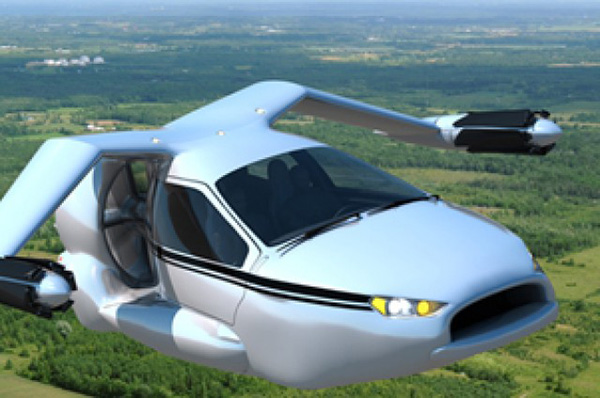 flying cars reality