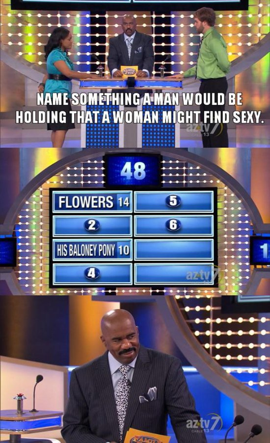 The 20 Funniest Moments From Steve Harveys Family Feud