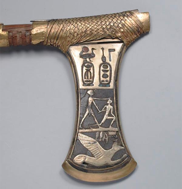 egyptian axe 3600 years old