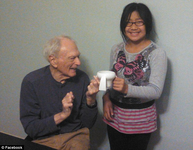 11 year old invents cup