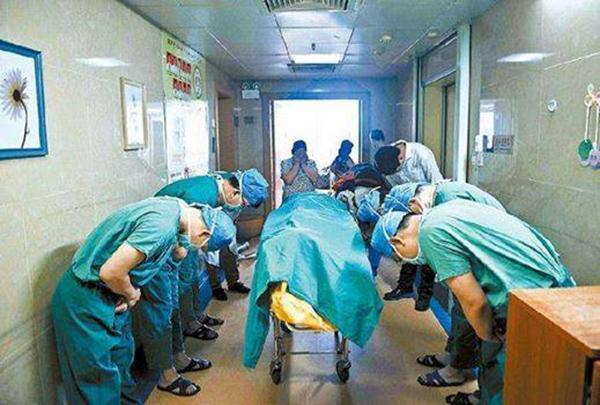 boy donates organs china