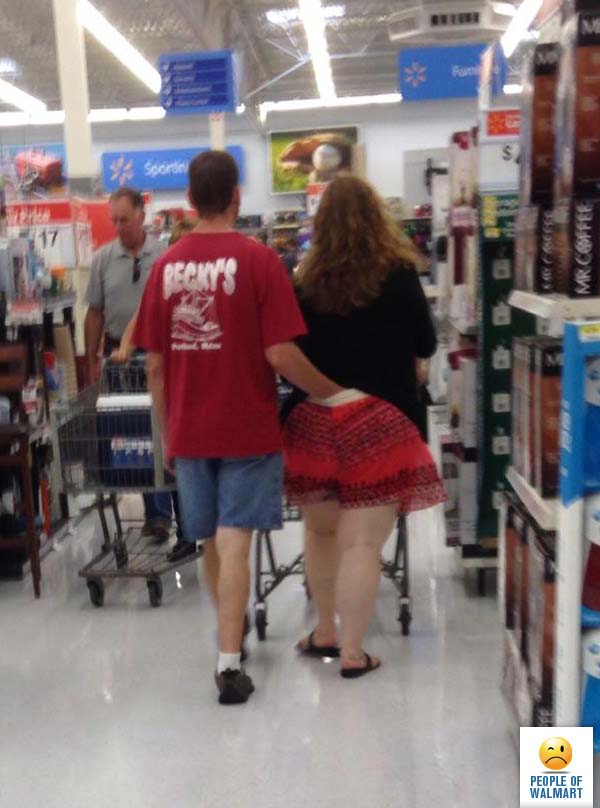 157bd676fd0 This Gallery Of Walmart Shoppers Prove A Picture Is Worth A Thousand ...