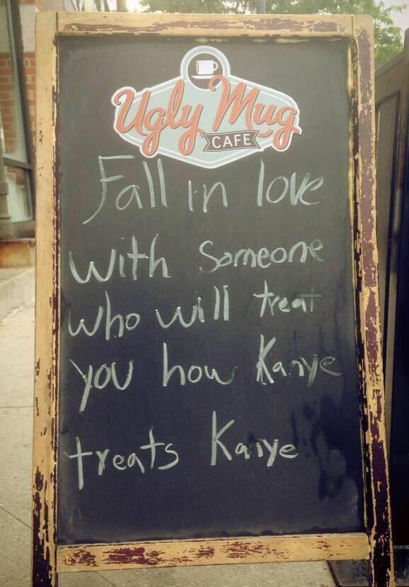 kanye loves kanye board