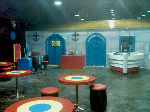 Someone Is Opening A Real Life Krusty Krab Restaurant From