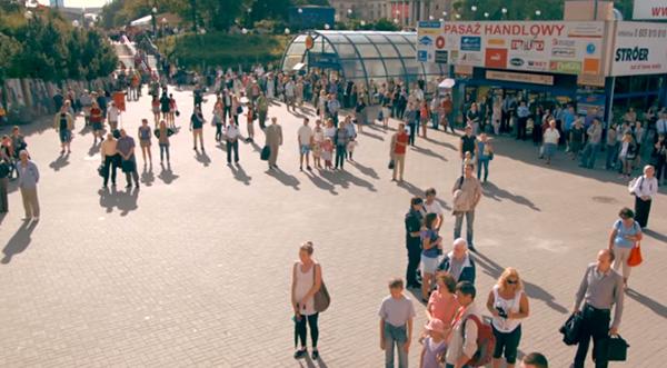 Warsaw stand still
