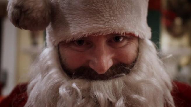 saving Christmas Cameron