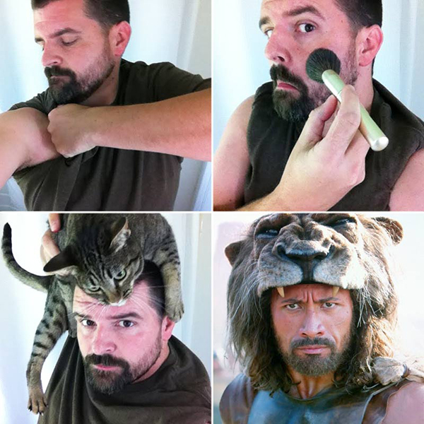 funny makeup transformations