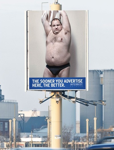 funny advertising signs