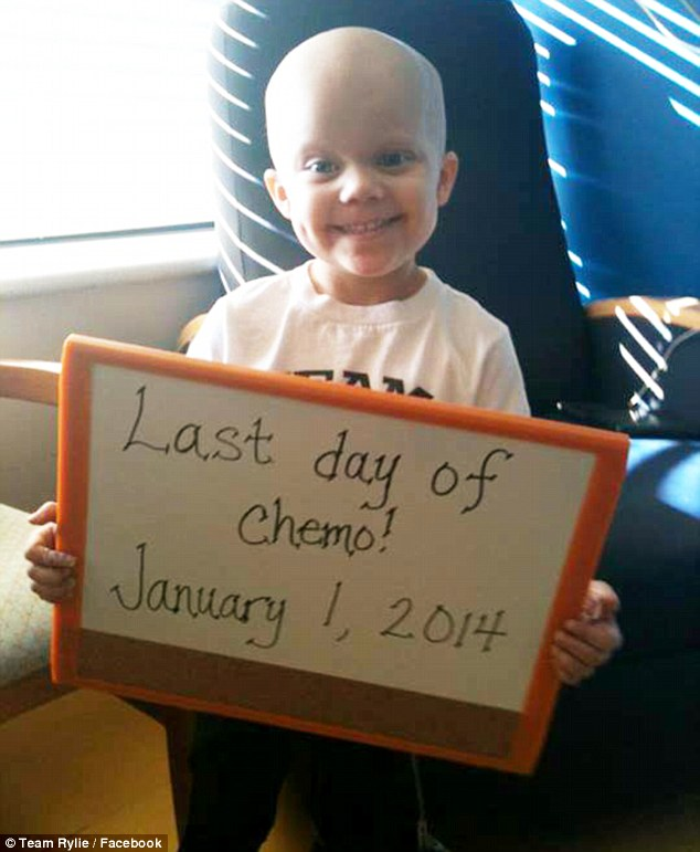 three girls cancer remission
