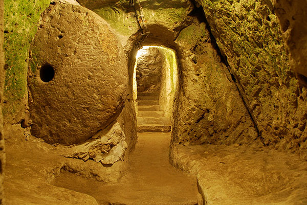 A Man Renovating His Home Discovered A Tunnel To A Massive Underground City