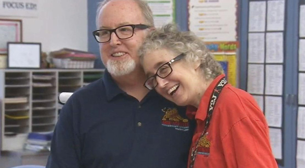 teachers donate sick days