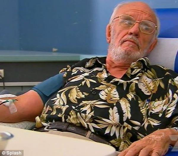 James Harrison saves lives