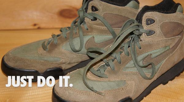 Nike ad made up slogan Kenya commercial